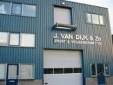 Netting supplier Van Dijk: your solid partner in nets!